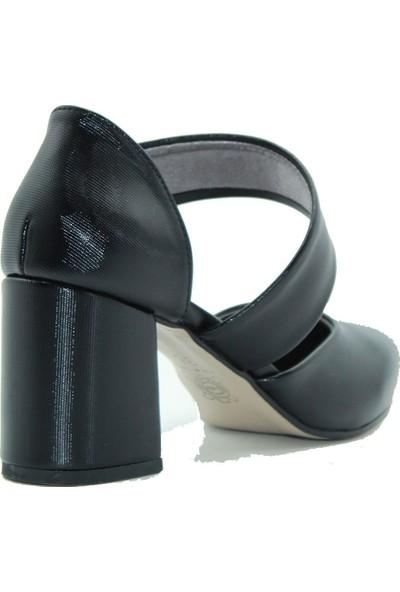Park Moda 221-1001 Kadın Topuklu Ayakkabı