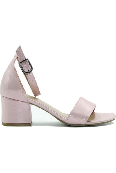 Aktenli 37184 Kadın Topuklu Ayakkabı