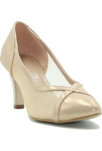 Samuen 50 Kadın Topuklu Ayakkabı