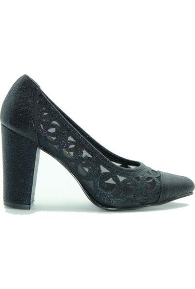 Aktenli 66224 Kadın Topuklu Ayakkabı