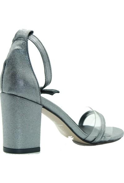 Samuen 71 Kadın Topuklu Ayakkabı