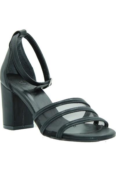 Samuen 76 Kadın Topuklu Ayakkabı