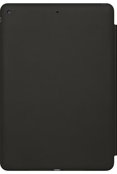Microsonic Apple iPad Air 3 10.5'' 2019 (A2152-A2123-A2153-A2154) Smart Leather Case Siyah