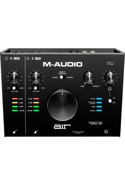 M-Audio Air 192 8 Ses Kartı