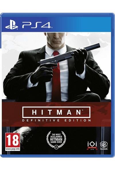 Hitman Definitive Edition Ps4 Oyun