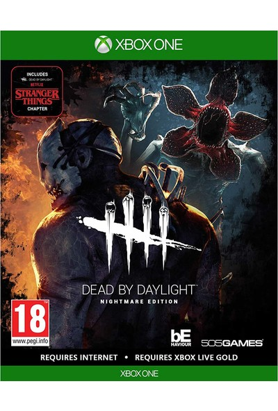 Dead By Daylight Nightmare Edition Xbox One Oyun