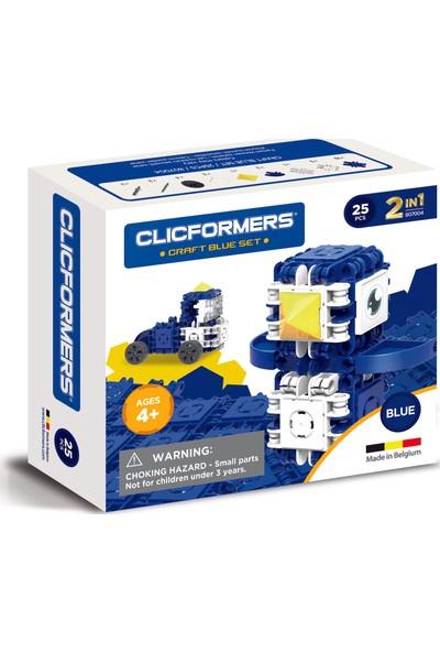 Clicformers Craft 3'lü Set (75 Parça)