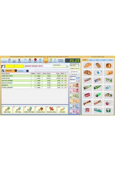 DemirSoft Barkodlu Market Satış Programı (Temel Paket)