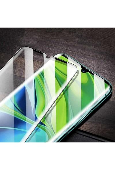 Tekno Grup Samsung Galaxy A01 Tam Kaplayan 5D Cam Ekran Koruyucu