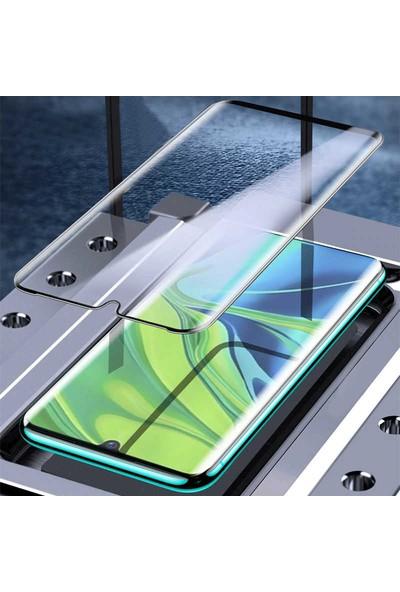 Tekno Grup Huawei Mate 30 Pro Tam Kaplayan Eğimli Süper Pet Ekran Koruyucu