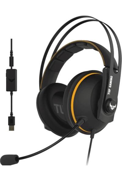 Asus TUF Gaming H7 Yellow 7.1 Oyuncu Kulaklık