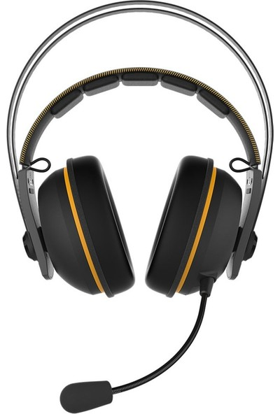 Asus TUF Gaming H7 Wireless Yellow 7.1 Oyuncu Kulaklık