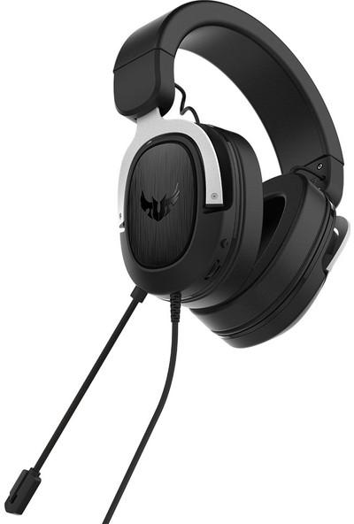 Asus TUF Gaming H3 7.1 Silver Oyuncu Kulaklık