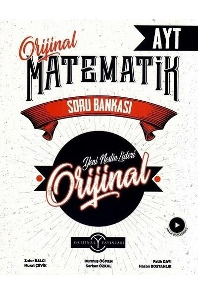 Orijinal Yayınları AYT Matematik Soru Bankası