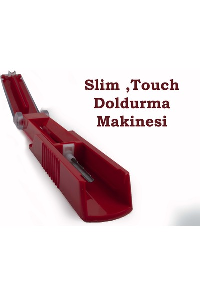 Als Tobacco Slim Tekli Sigara Sarma Makinesi