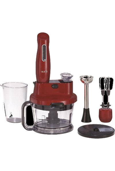 Vestel Tarçın 6000 Bd Multi Blender Set