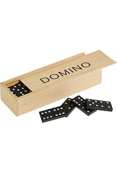 Yok Yok Bizde Ahşap Domino Oyunu