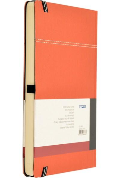Gıpta Monde Diary Günlük Ajanda 17 x 24 cm