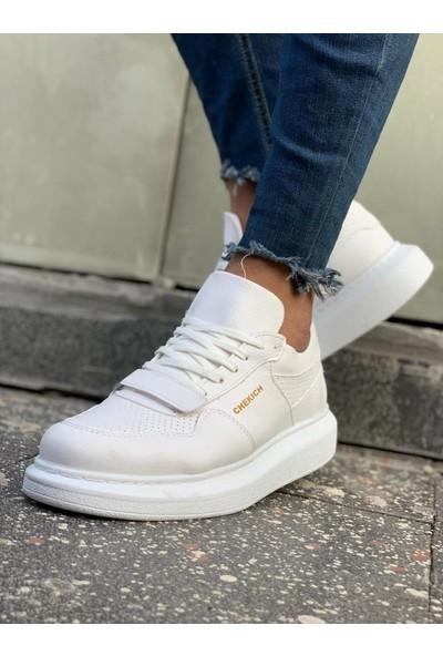 Chekich CH073 Beyaz Bt Erkek Günlük Ayakkabı
