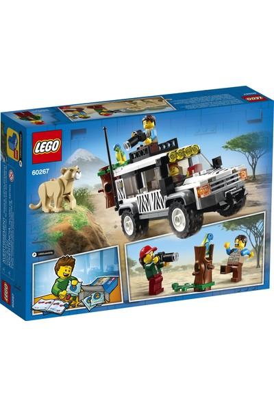LEGO® City 60267 Safari Jipi