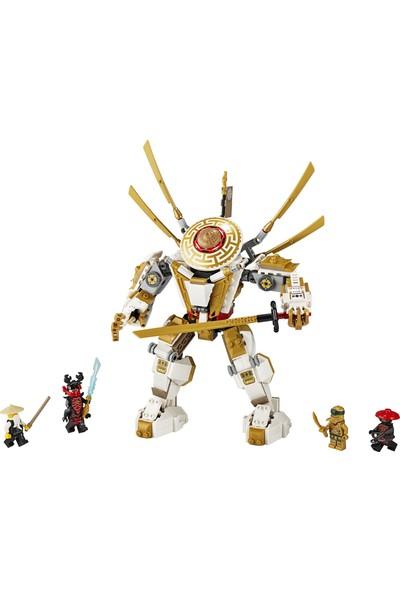 LEGO® NINJAGO® 71702 Legacy Altın Robot