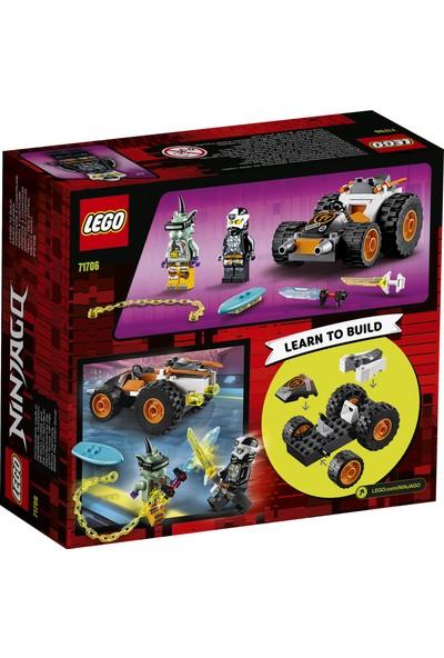 LEGO® NINJAGO® 71706 Cole'un Hızlı Arabası