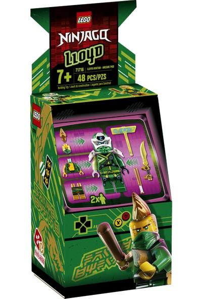 LEGO® NINJAGO® 71716 Lloyd Avatar - Atari Kapsülü