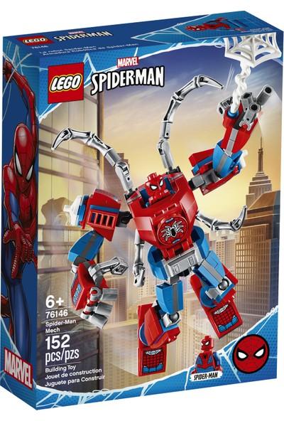 LEGO® Marvel 76146 Spider-Man: Spider-Man Robotu