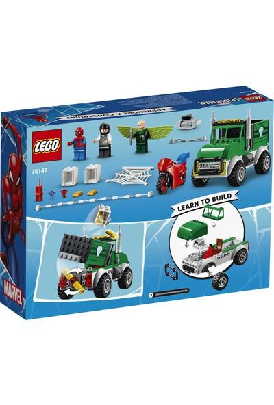 LEGO® Marvel 76147 Spider-Man Vulture'ın Kamyoncu Soygunu