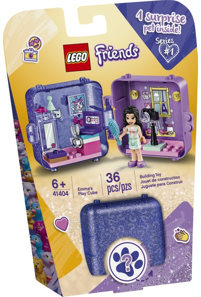 LEGO® Friends 41404 Emma'nın Oyun Küpü