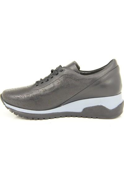 Mammamia 3780 Hakiki Deri Casual Kadın Ayakkabısı