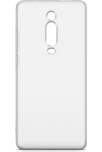 Melefoni Xiaomi Redmi K20 Pro Premium Kılıf 04.mm Şeffaf Koruyucu Silikon
