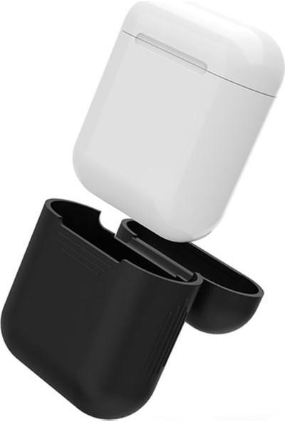 Melefoni Apple Airpods Kılıf Siyah