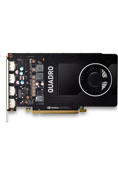 PNY Nvidia Quadro P2200 4GB GDDR5X 160Bit GDDR5 (DX12) PCI-E 3.0 Ekran Kartı VCQP2200-PB