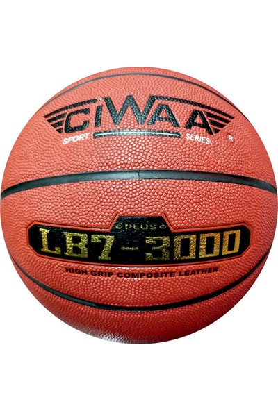 Ciwaa LB7-3000 Salon Basketbol Topu 7 No