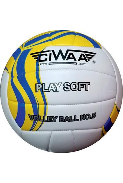 Ciwaa Play Soft Voleybol Topu