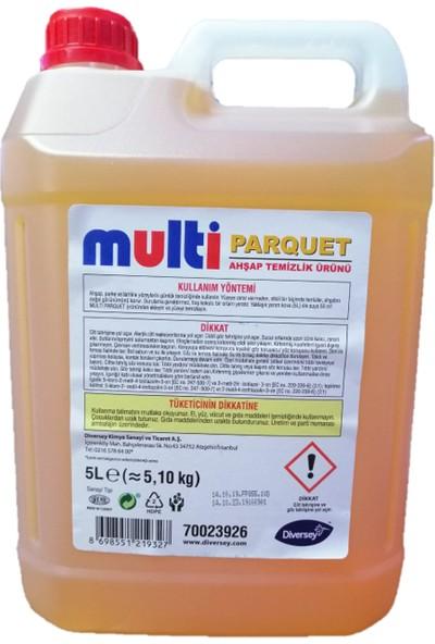 Multi Parquet - Ahşap Temizlik Ürünü
