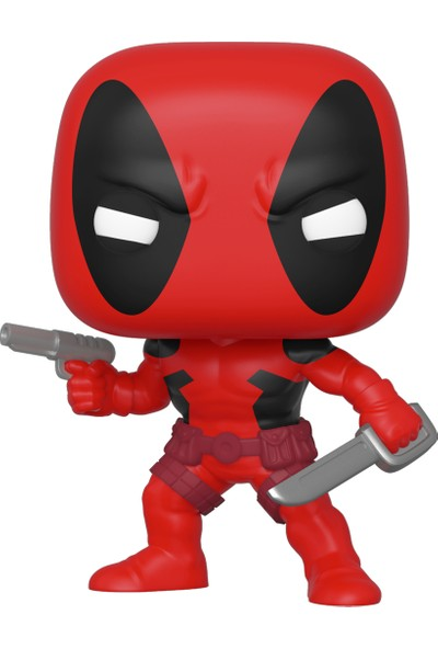 Funko POP Figür - Marvel 80th First Appearance, Deadpool LE