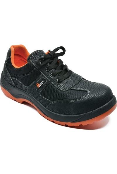 Beta Force BTF500 Bağcıklı Yazlık İş Ayakkabısı