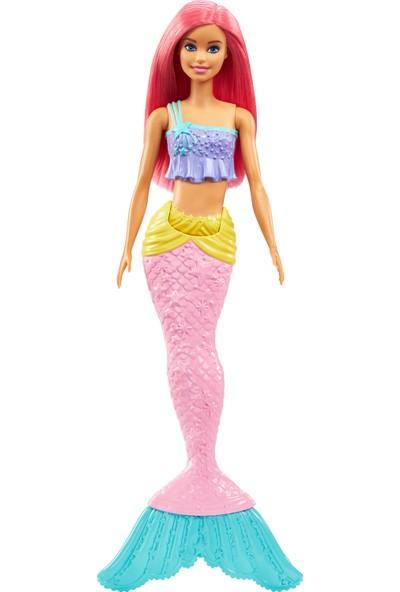 Barbie Dreamtopia Denizkızı Bebek GGC09