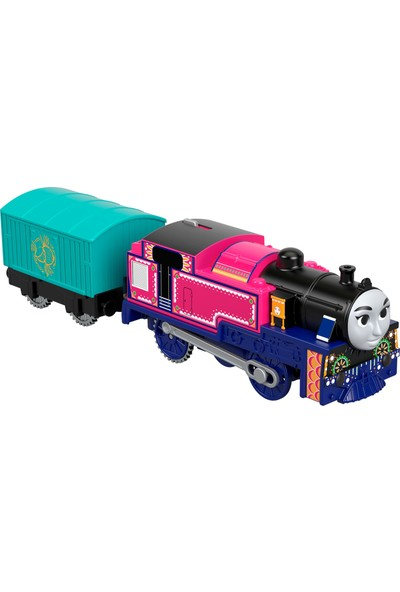 Thomas & Friends™ TrackMaster™ Motorlu Büyük Tekli Oyuncak Trenler - Favori karakterler Ashima GGF94