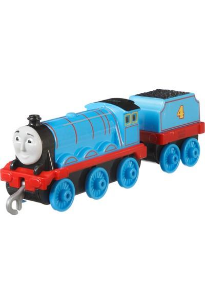 Thomas & Friends™ Trackmaster Sür-Bırak Büyük Tekli Trenler, Gordon, Mavi Vagonlu Oyuncak Lokomotif Tren, FXX22