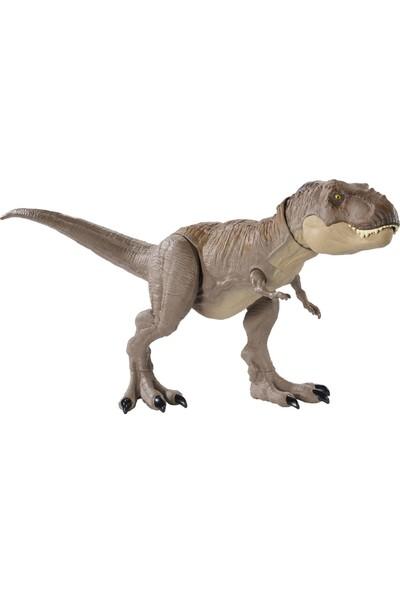 Jurassic World Çılgın T-Rex Figürü GLC12