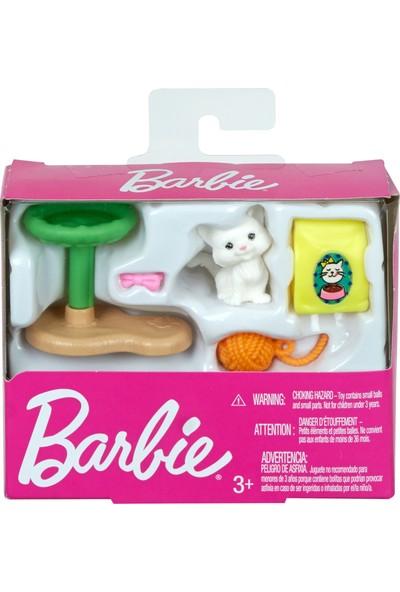 Barbie'nin Eğlenceli Ev Aksesuarları - Köpek Bakımı GHL81
