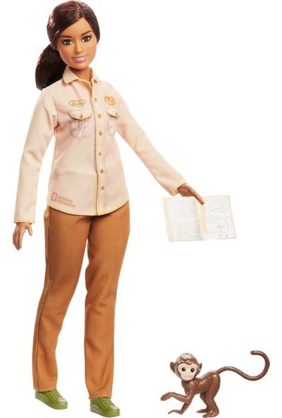 Barbie Nat Geo Bebekleri - Yaban Hayatı Uzmanı GDM48