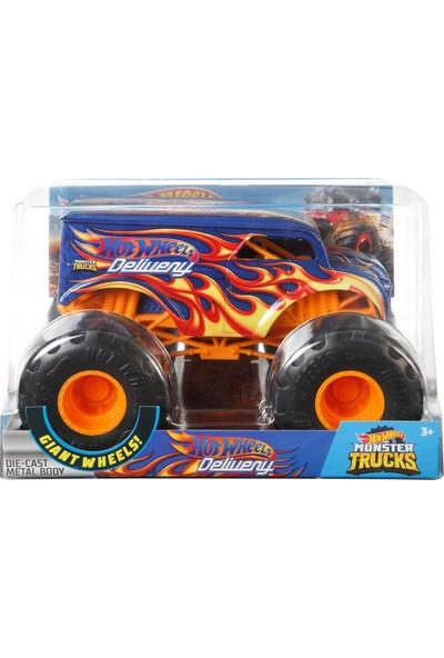 Monster Trucks 1:24 Arabalar - Dairy Delivery GCX23