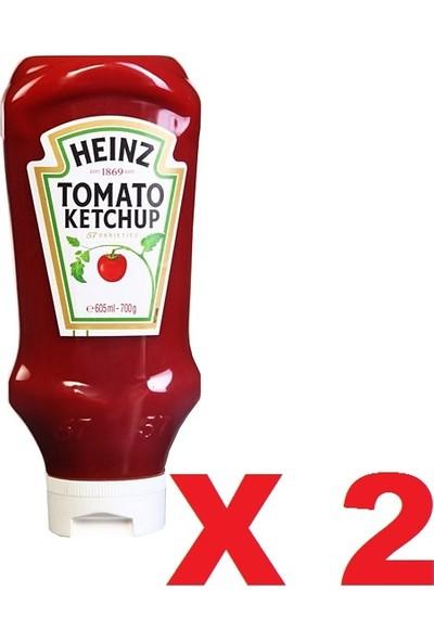 Heinz Ketçap 700 gr x 2 Adet