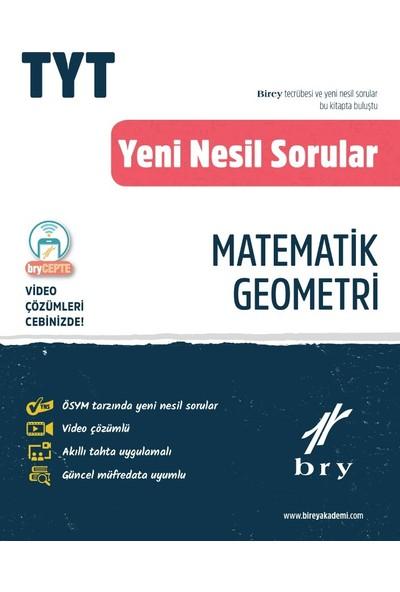 Birey Yayınları 2020 TYT Yeni Nesil Sorular Matematik Geometri