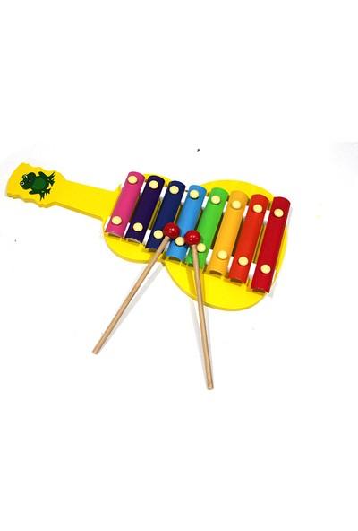 Maker Design 8 Ton Vuruşlu Gitar Ksilofon