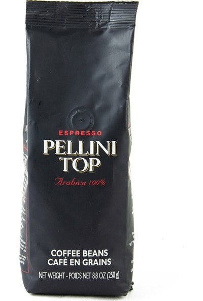 Pellini Top Arabica Çekirdek Kahve 250 gr